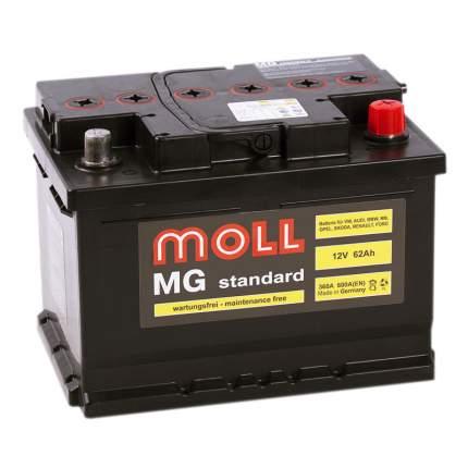 Аккумулятор MOLL MG 62SR 612