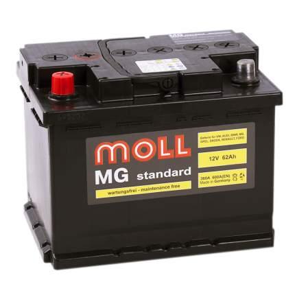 Аккумулятор MOLL MG 62L 610