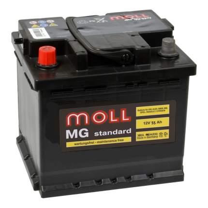 Аккумулятор MOLL MG 55UL 606