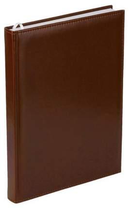 """Еженедельник недатированный """"Каньон"""", А4, 72 листа, коричневый"""