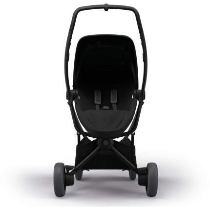 Прогулочная коляска Quinny Zapp Flex Plus Black on Black Чёрный