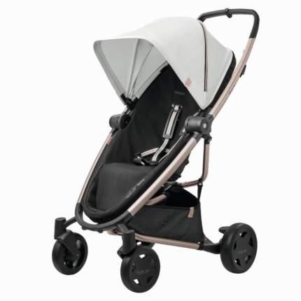 Прогулочная коляска Quinny Zapp Flex Plus Luxe Sport Grey Серый