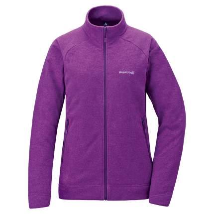 MontBell куртка флисовая Chameece Jacket W's 1104982 (M, Фиолетовый, PU-C)