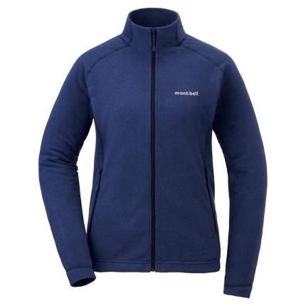 MontBell куртка флисовая CHAMEECE Jacket W's 1114433 (U/M, Синий, MBL-C)