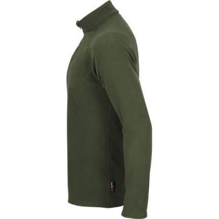 Пуловер Basis олива 52