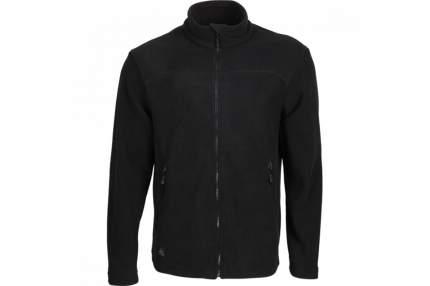 Куртка спортивная 2 черная флис Hi 48-50/170-176