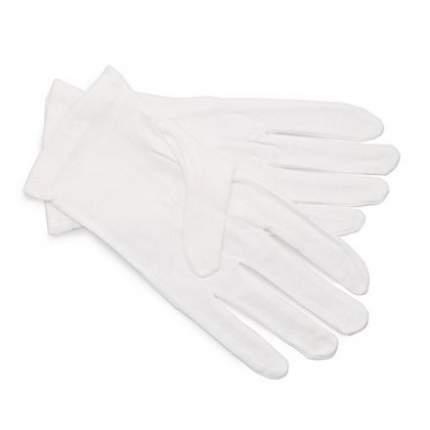 Перчатки Solomeya Cotton Gloves for Cosmetic Use Косметические 100% Хлопок, 1 пара