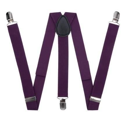 Подтяжки OTOKODESIGN 52870 фиолетовые