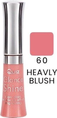 Блеск для губ Glance Shine №60 Quiz, 7 мл