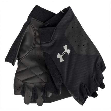 Женские перчатки Under Armour Light Training 1329326-001 2020, черный, LG (17,2-17,8)