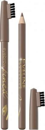 Контурный карандаш для бровей Eveline Eyebrow Pencil Blonde