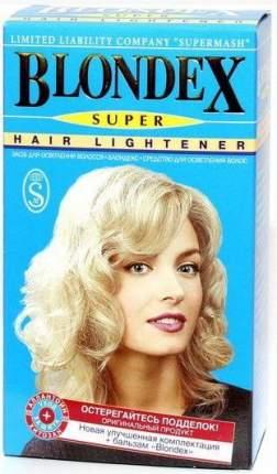 Осветлитель для волос Florex-Super NEW КЕРАТИН Supermash Master Lux Blondex