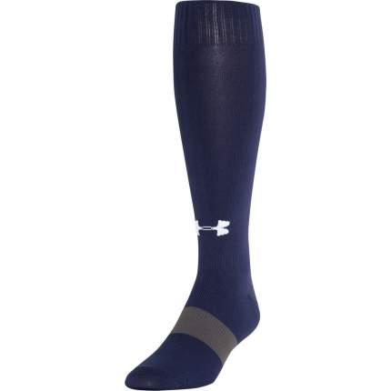 Носки Under Armour Soccer OTC 1PPk 1315607-410 2020, синий, MD (37.5-40.5 RU)