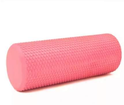 Ролик для йоги и пилатеса SPF Fitness SPF-D15-2, розовый