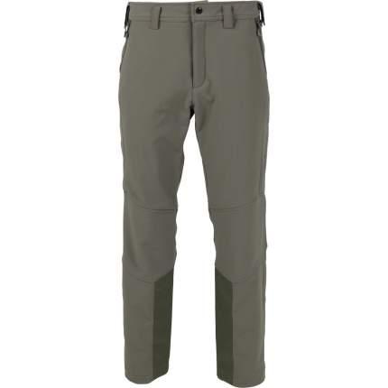Спортивные брюки Сплав SoftShell Diamond, оливковый, 44/170-176 RU, 46/170-176 RU