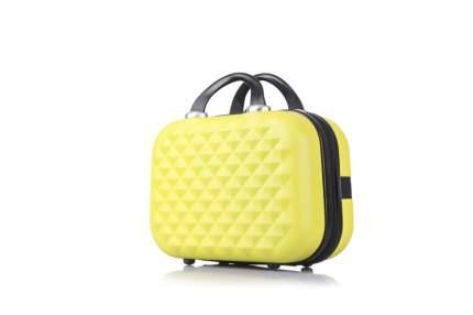 Бьюти-кейс L'Case Phatthaya 33х23х16см. Желтый