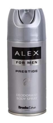 Дезодорант-спрей для мужчин Prestige, BradoLine Paris ALEX, 150 мл