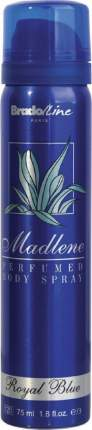 дезодорант спрей для женщин Royal Blue, Madlene, BradoLine Charme, 75 мл