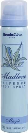 дезодорант спрей для женщин Magic, Madlene, BradoLine Charme, 75 мл