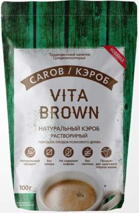 Суперфуд Vita Brown кэроб порошок 100 г