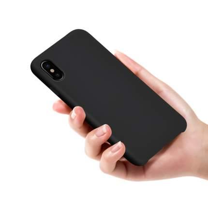 Чехол Hoco Pure series protective cese для iPhone Xr Black