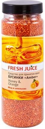 Средство для ванн Honey & Orange Fresh Juice, 450 г