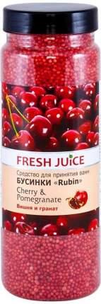 Средство для ванн Cherry & Pomegrana Fresh Juice, 450 г