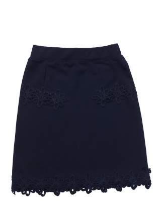 Юбка Luminoso, цв. темно-синий, 128 р-р
