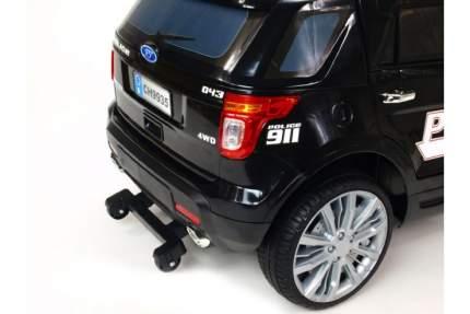 Радиоуправляемый детcкий электромобиль Jiajia Ford Explorer Police 12V 2.4G Черный