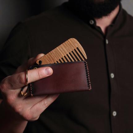 Гребень для бороды Barbaro