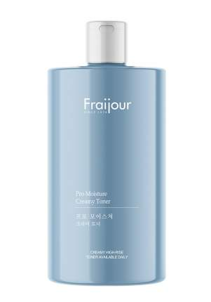 Тонер для лица EVAS Fraijour Pro-Moisture Creamy Toner увлажняющий, 500 мл