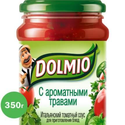 Итальянский  соус Dolmio для приготовления блюд с ароматными травами 350 г