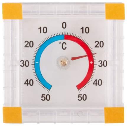 Термометр оконный биметаллический ТББ квадратный 67910