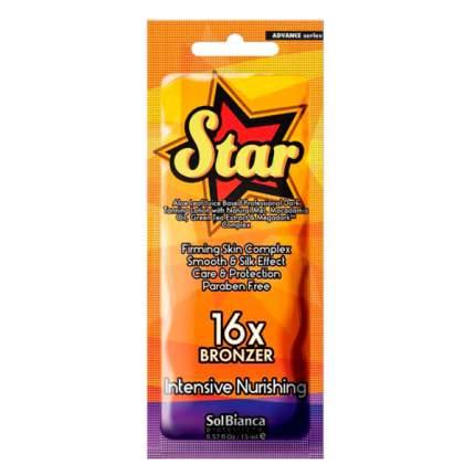 Крем для загара в солярии SOL BIANCA Star 15 мл
