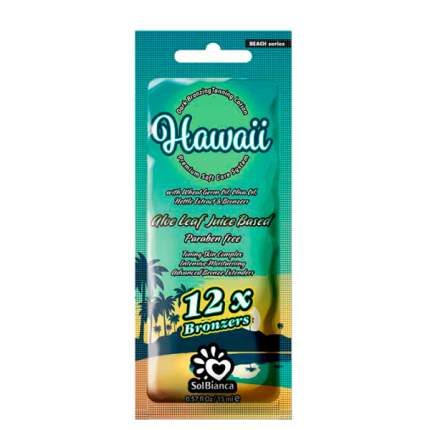 Крем для загара в солярии SOL BIANCA Hawaii 15 мл