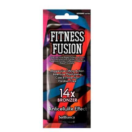 Крем для загара в солярии SOL BIANCA Fitness Fusion 15 мл