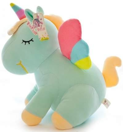 Мягкая игрушка CoolToys Единорог светло-голубой, 23 см