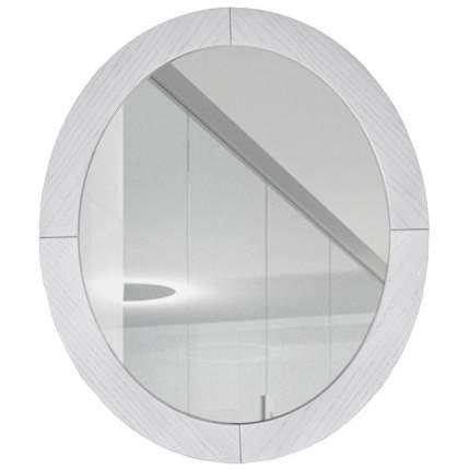 Зеркало навесное Мебелик Берже 24 белый ясень