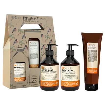 Набор для волос INSIGHT Professional Antioxidant INSIGH Зима снегири