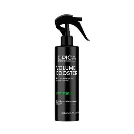 Спрей Epica Volume Booster для прикорневого объема с антистатическим комплексом 250 мл