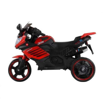 Электромотоцикл трехколесный City-ride CR052RD черный/красный