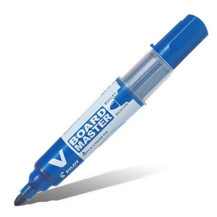 Маркер для доски PILOT V-Board Master овальный синий (1 штука)