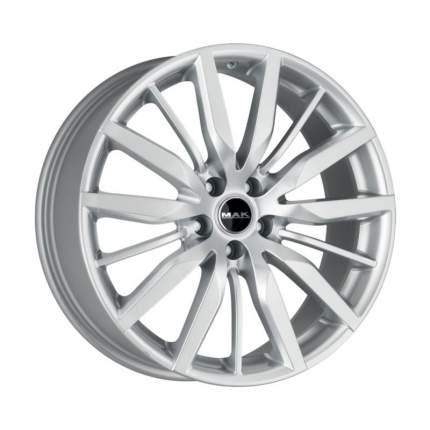 Колесные диски MAK Barbury 8,0\R19 5*112 ET38 d66,6 Silver [F8090BYSI38WS2X]