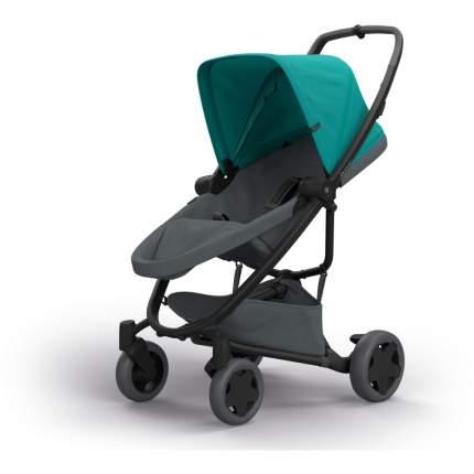 Прогулочная коляска Quinny Zapp Flex Plus Green on Graphite Зелёно-графитовый