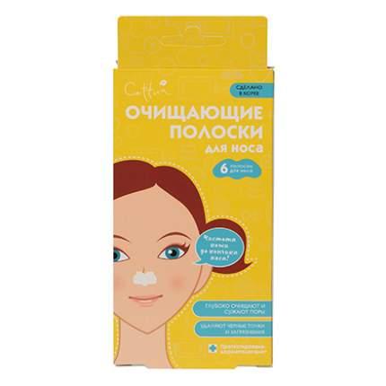 Средство для очищения Cettua Полоски для носа 6 шт