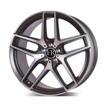 Колесные диски Replica FR Mercedes MR1018 10,0\R21 5*112 ET52 d66,6 CBMF GLE AMG-style