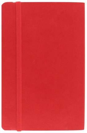 """Еженедельник Moleskine """"Classic WKNT Pocket Soft"""", красный, 144 страницы, 90x140 мм"""