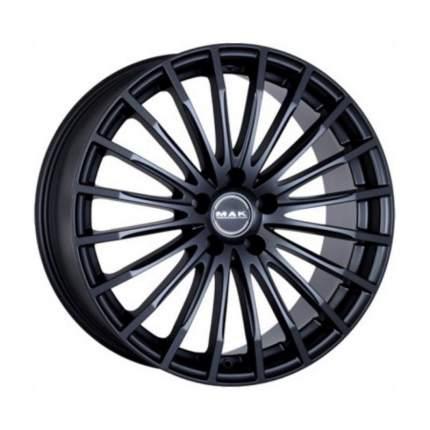 Колесные диски MAK Fatale 8,5\R19 5*114,3 ET35 d76 Matt Black [F8590FAMB35F]