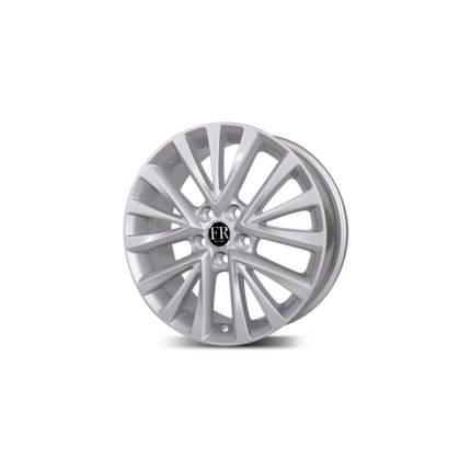 Колесные диски Replica FR Toyota TY222 7,0\R18 5*114,3 ET45 d60,1 Silver