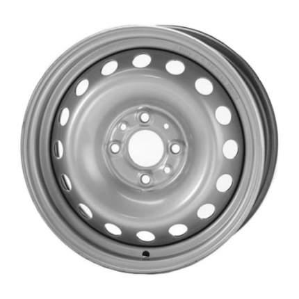 Колесные диски ТЗСК Газель 5,5\R16 6*170 ET105 d130 Серебро усиленная 1200 кг